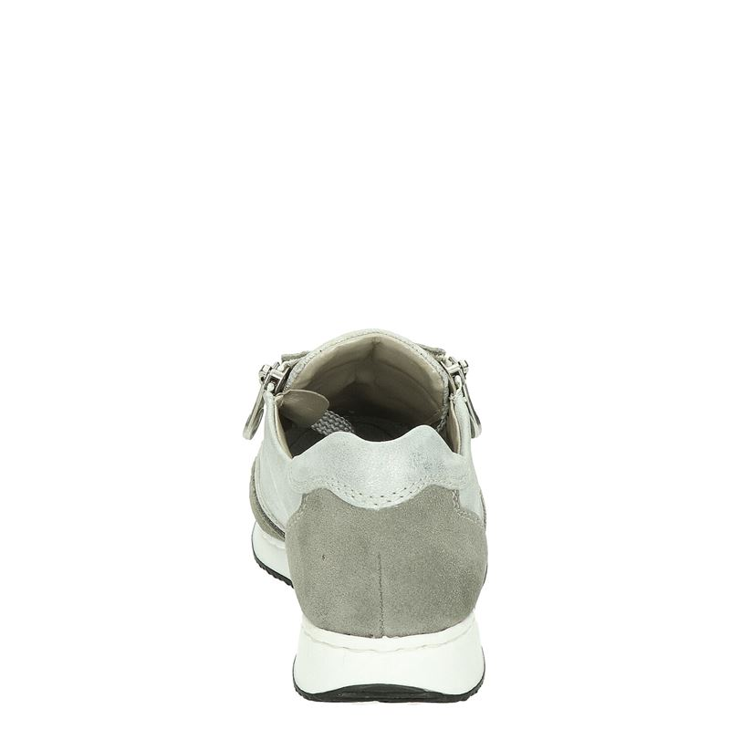 Rieker - Lage sneakers - Taupe