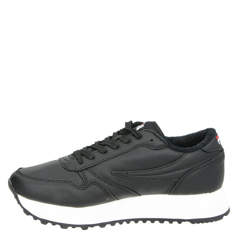 Fila Zeppa - Platform sneakers - Zwart