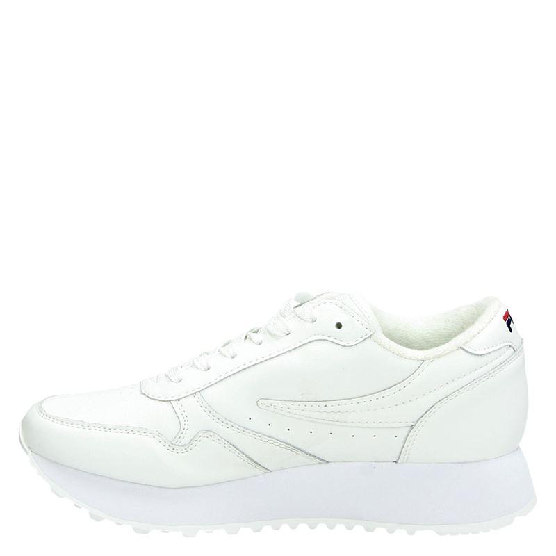 Fila Zeppa - Platform sneakers - Wit