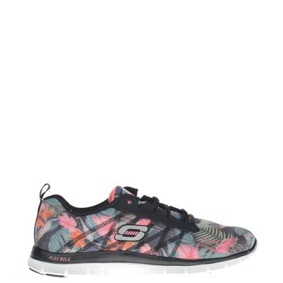 Skechers dames lage sneakers multi