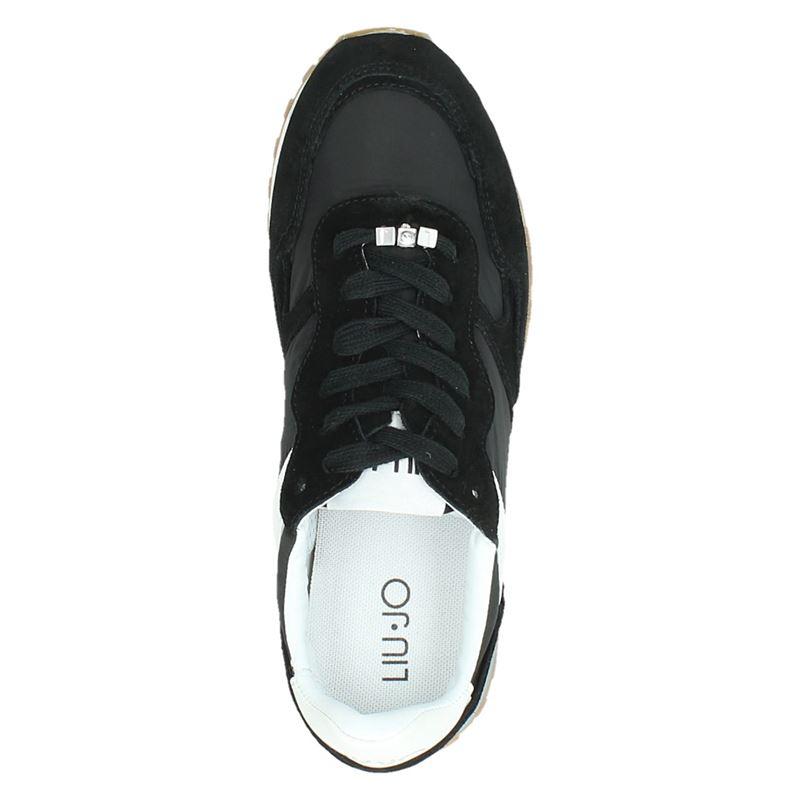 LIU-JO Alexa - Lage sneakers - Zwart