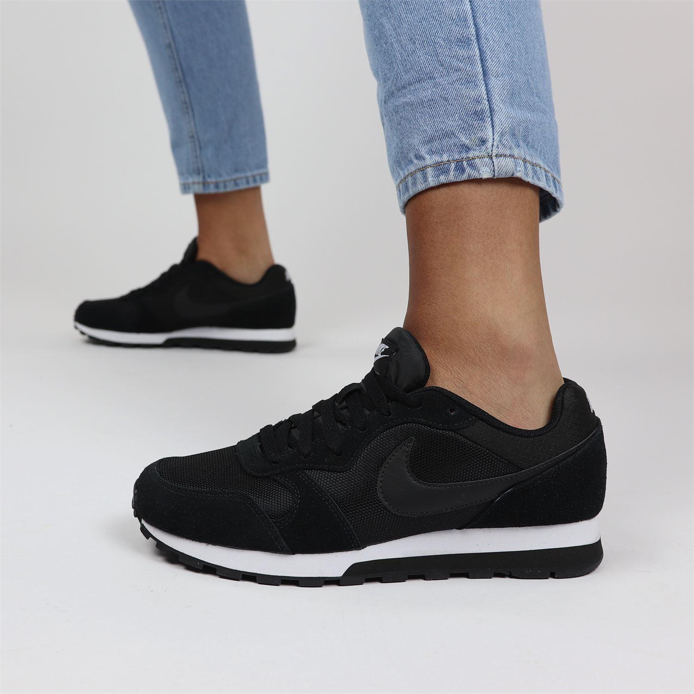 zwarte nike sneakers