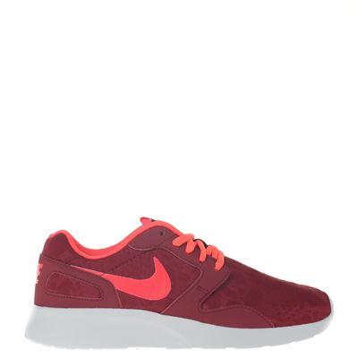 Nike dames lage sneakers rood