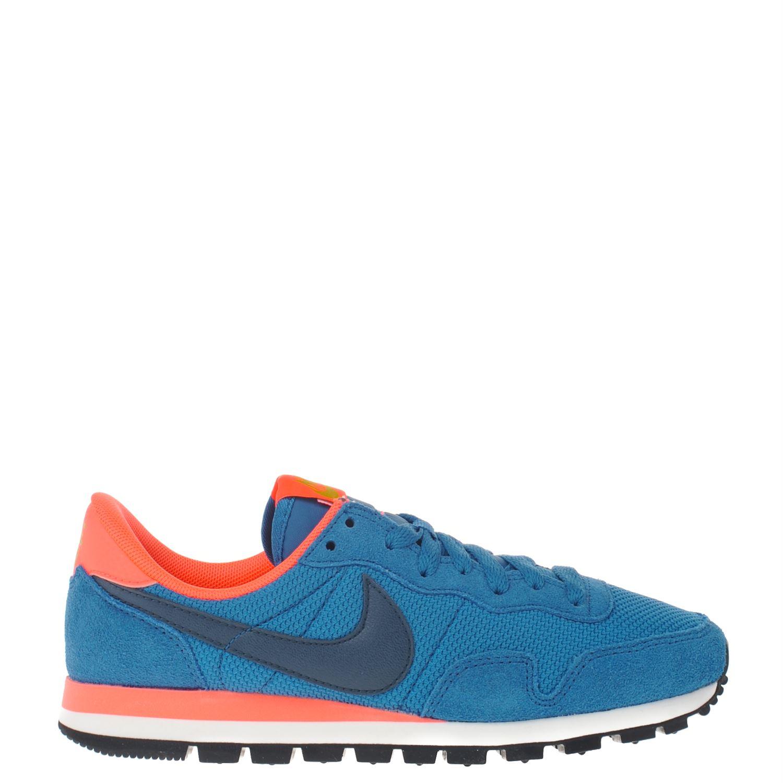 Nike dames sneakers blauw