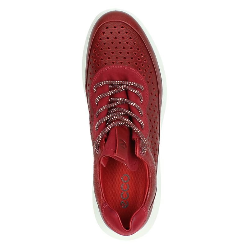 Ecco Scinapse - Lage sneakers - Rood