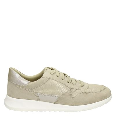 Tamaris dames sneakers ecru