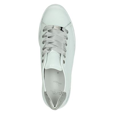 Ara dames lage sneakers Wit
