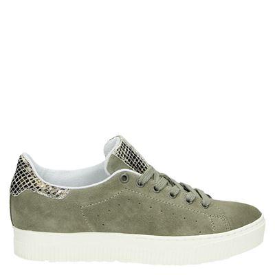 Nelson dames sneakers groen