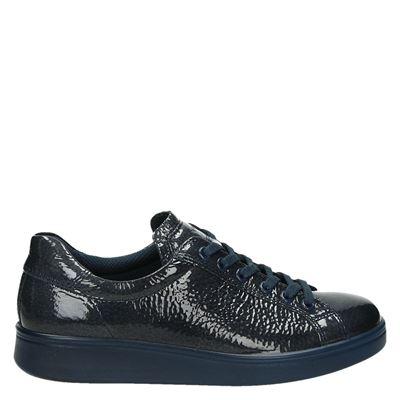 Ecco dames sneakers grijs