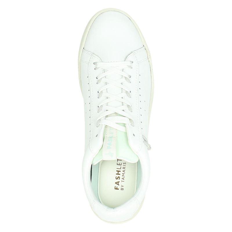 Tamaris Fashletics - Lage sneakers - Wit