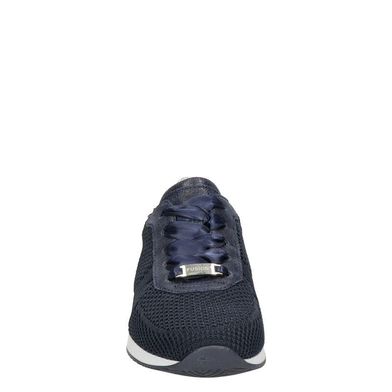Ara Lissabon - Lage sneakers - Blauw
