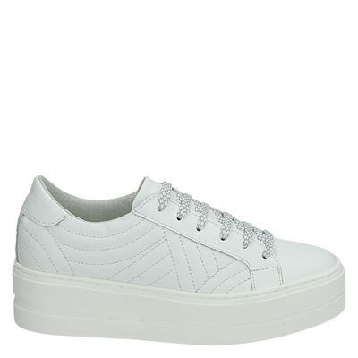 Tamaris dames sneakers wit