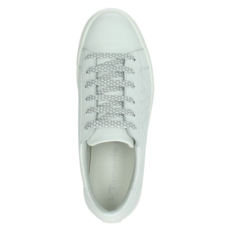 Tamaris - Platform sneakers - Wit