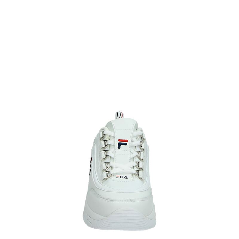 Fila Strada - Dad Sneakers - Wit