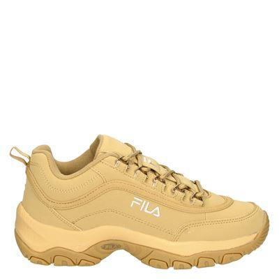 Fila dames sneakers geel