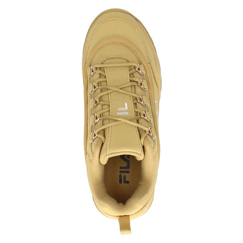 Fila Strada - Dad Sneakers - Geel
