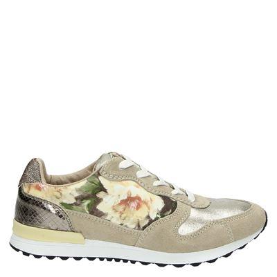 Piure dames sneakers beige