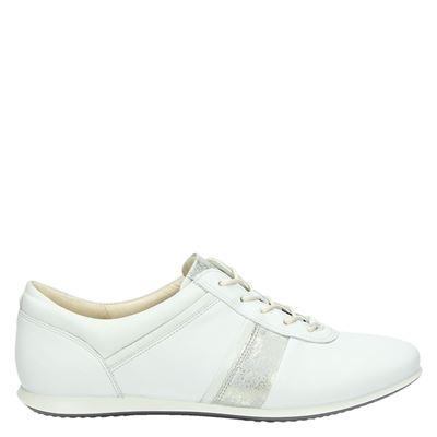 Ecco dames veterschoenen wit