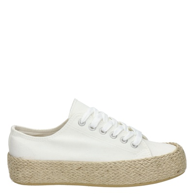 Nelson dames sneakers wit
