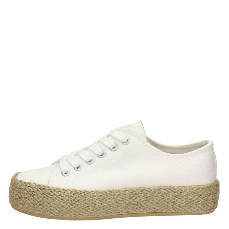 Nelson - Platform sneakers - Wit
