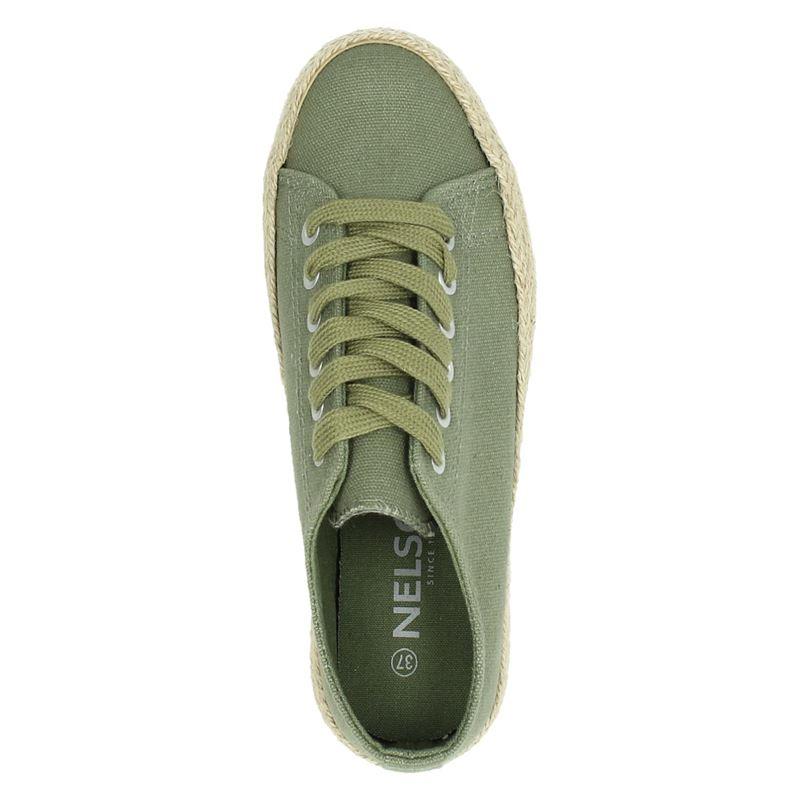 Nelson - Platform sneakers - Groen