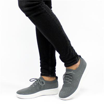 Fitflop dames sneakers grijs