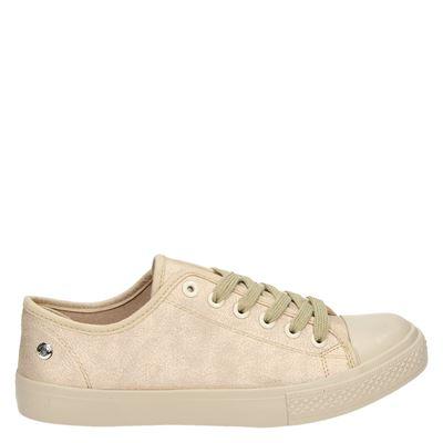 Blink dames sneakers rose goud