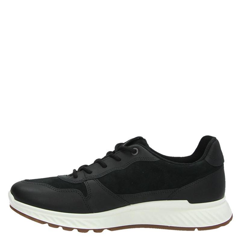 Ecco ST1 - Lage sneakers - Zwart