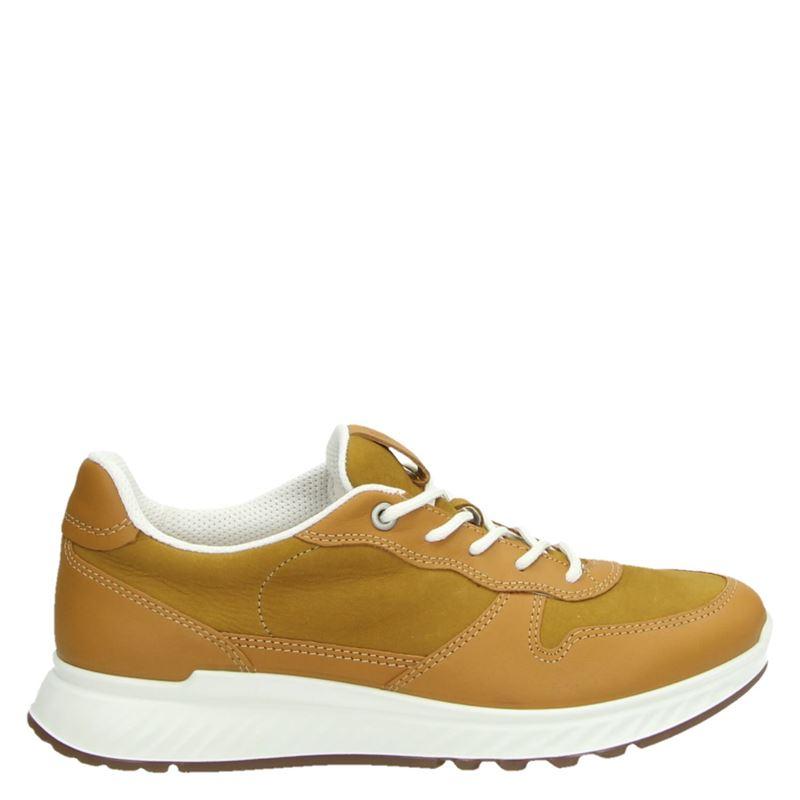 Ecco ST1 - Lage sneakers - Geel