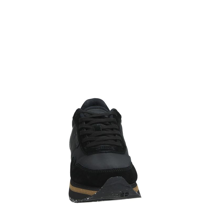 Woden Nora II - Lage sneakers - Zwart