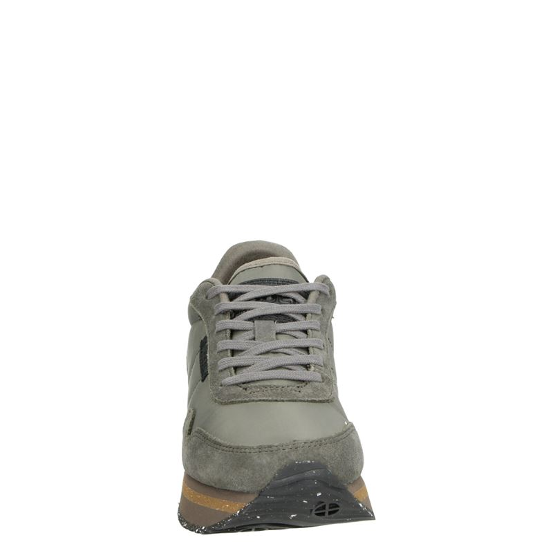 Woden Nora II - Lage sneakers - Taupe