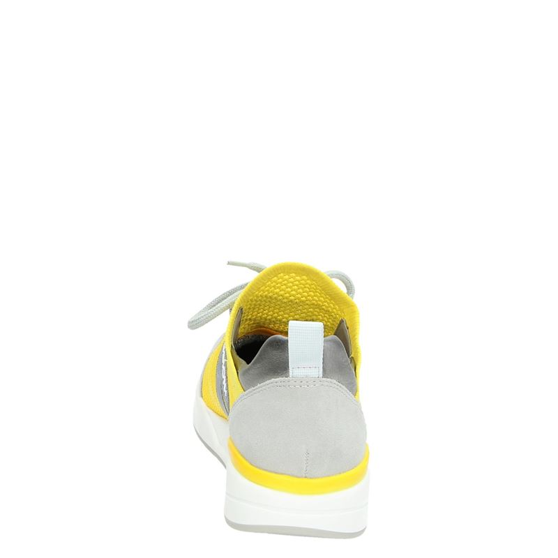 Ara Fusion 4 - Lage sneakers - Geel
