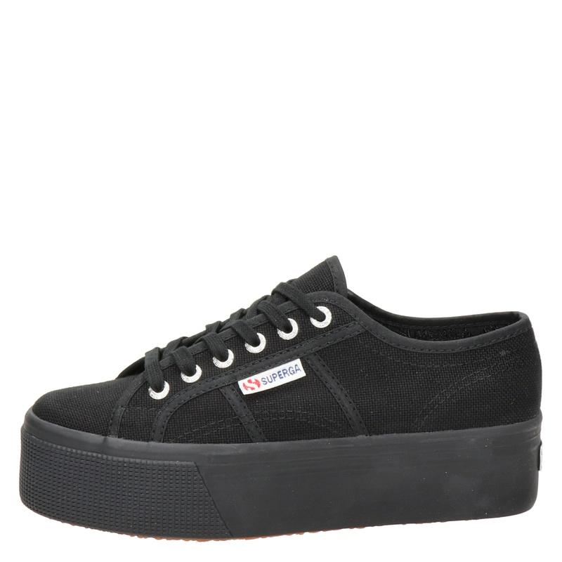 Superga 2790 - Lage sneakers - Zwart