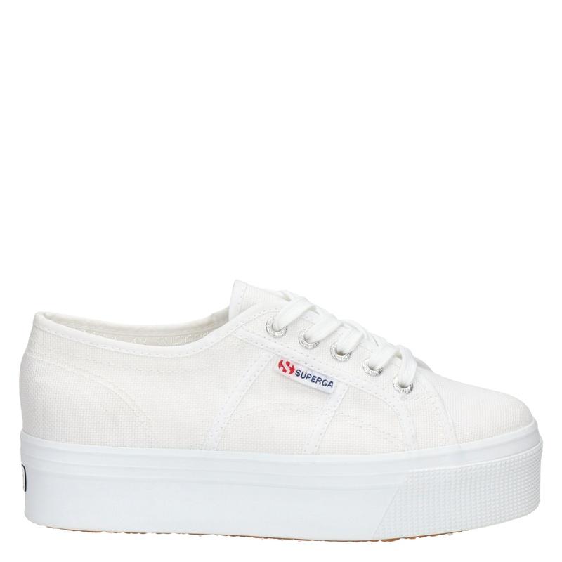 Superga 2790 - Platform sneakers - Wit