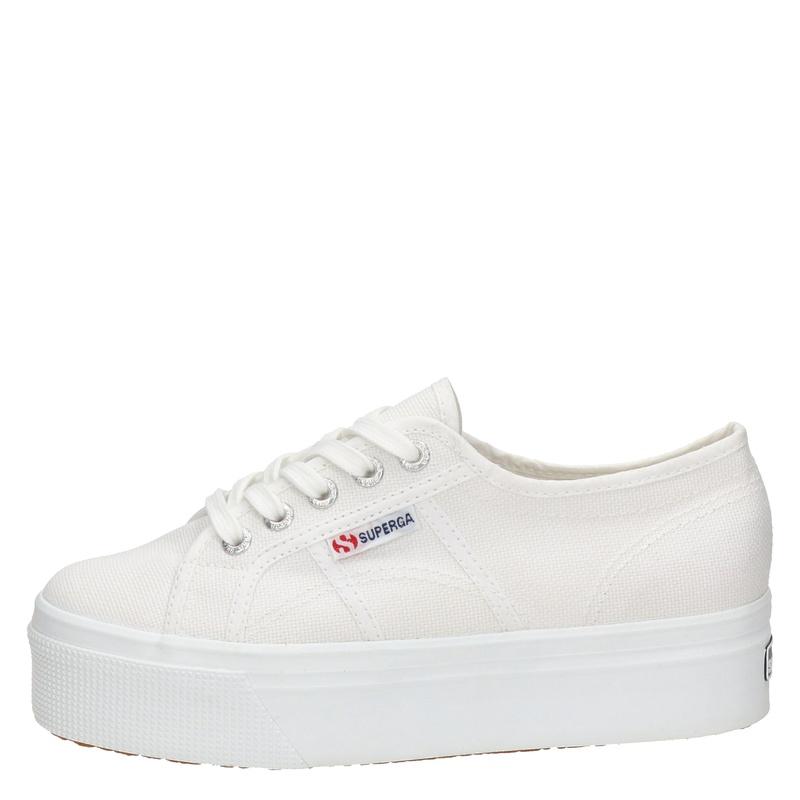 Superga 2790 - Lage sneakers - Wit