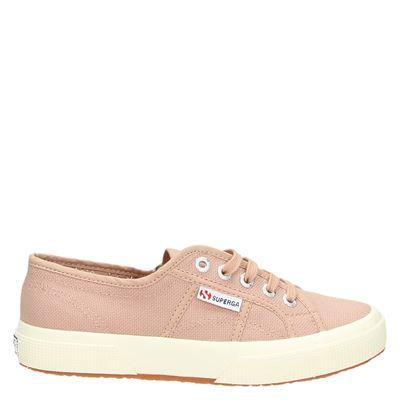 Superga dames platform sneakers Roze