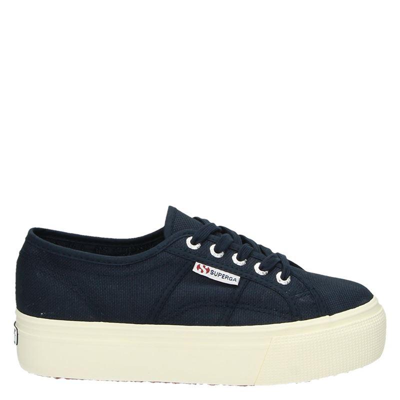 Superga 2790 - Platform sneakers - Blauw
