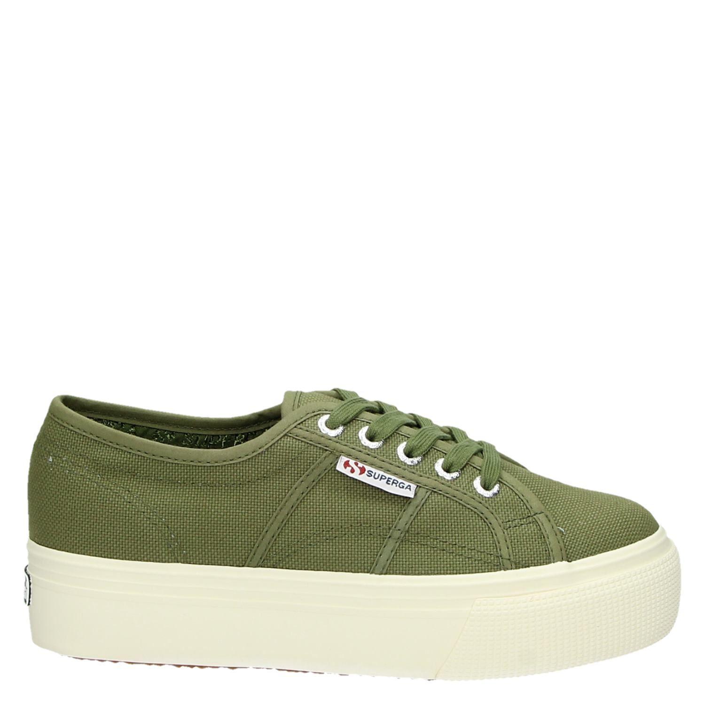 Vert Chaussures Superga 2XaCJZWECC