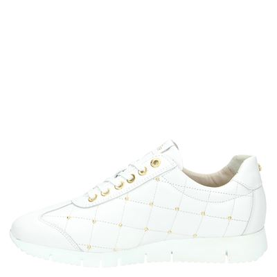Bullboxer dames lage sneakers Wit