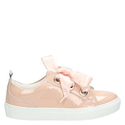 PS Poelman dames sneakers beige