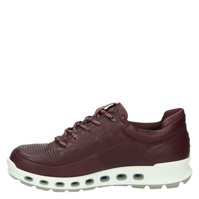 Ecco Cool 2.0 - Lage sneakers - Rood