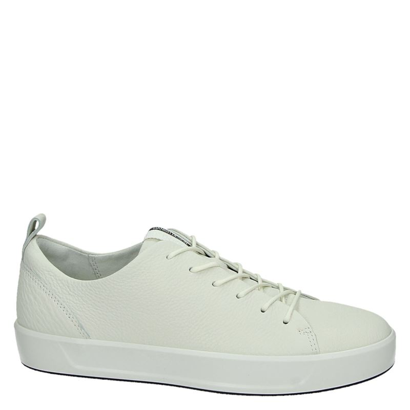 Ecco Soft 8 - Lage sneakers - Wit