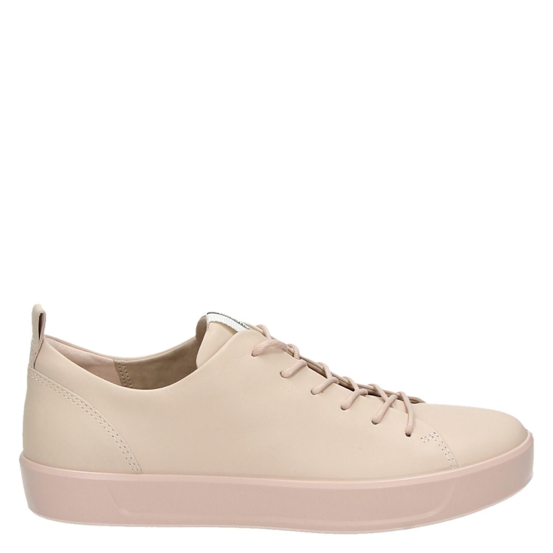 Chaussures De Sport Rose Ecco Doux Faible 8 BuhKv