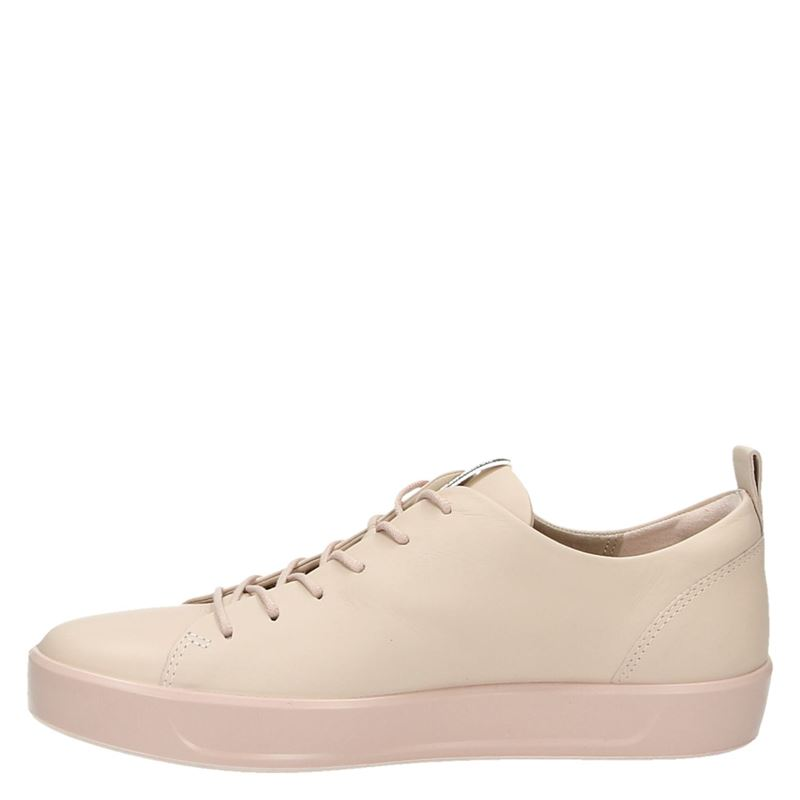 Ecco Soft 8 - Lage sneakers - Roze