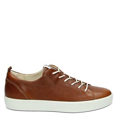 Ecco dames sneakers cognac