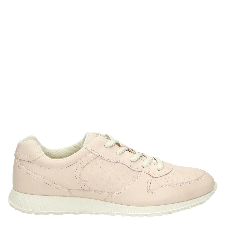 Sneak Chaussures De Sport Lage Roze Ecco wp4E0adKKH