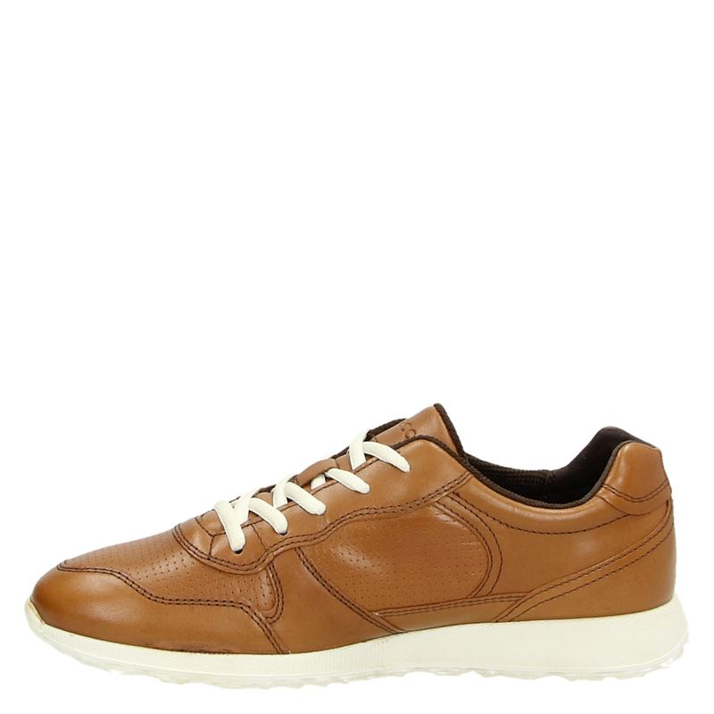 Ecco Sneak - Lage sneakers - Cognac