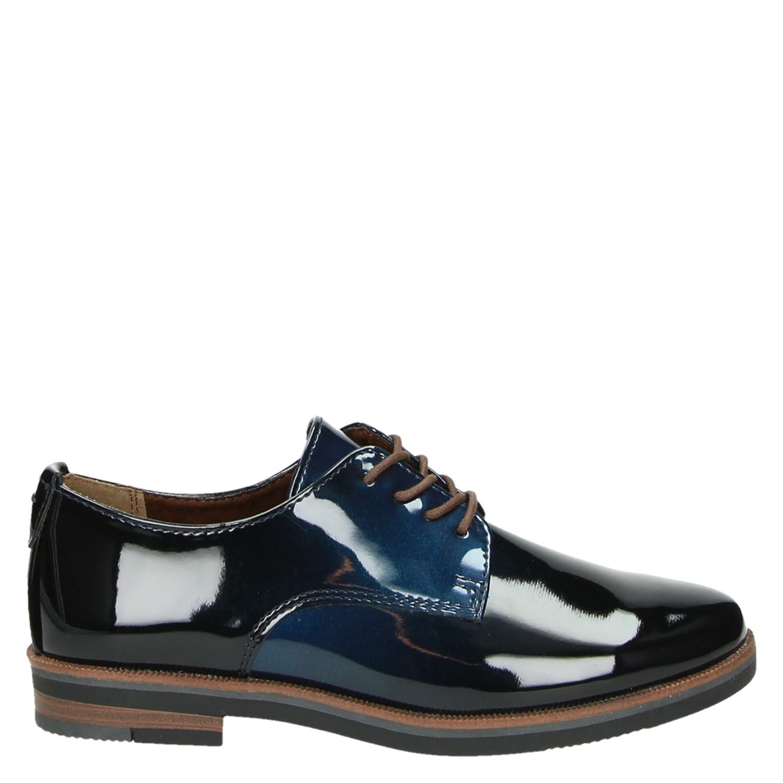 Bleu Marco Tozzi Chaussures hMkCi