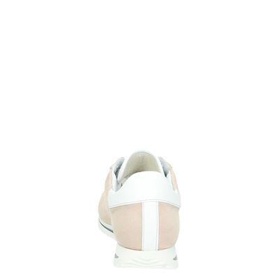 Nelson dames lage sneakers Roze