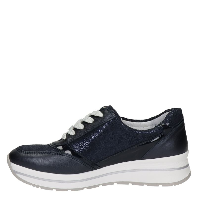 Nelson - Lage sneakers - Blauw